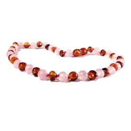 collier de perle bebe